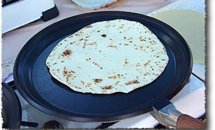 Let's Make Quick & Easy Piadina