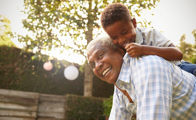5 Ways to Get Healthier & Happier With Age