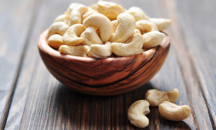 Cashews to Beat the Blues