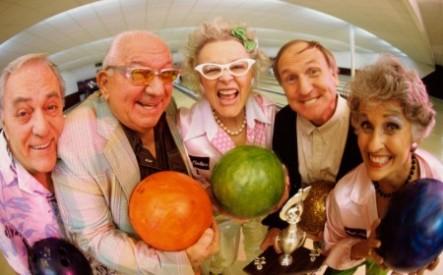 elderly fun