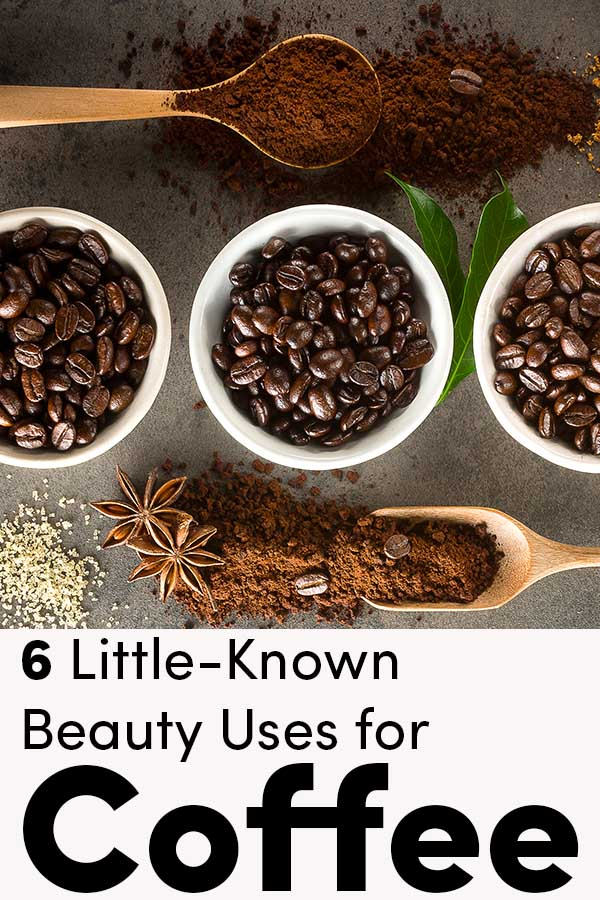 6 Little-Known Beauty Uses for Coffee