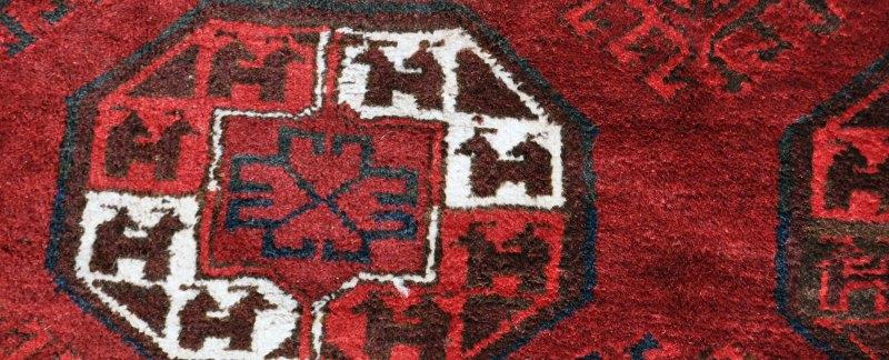Ersari Turkoman Main Rug