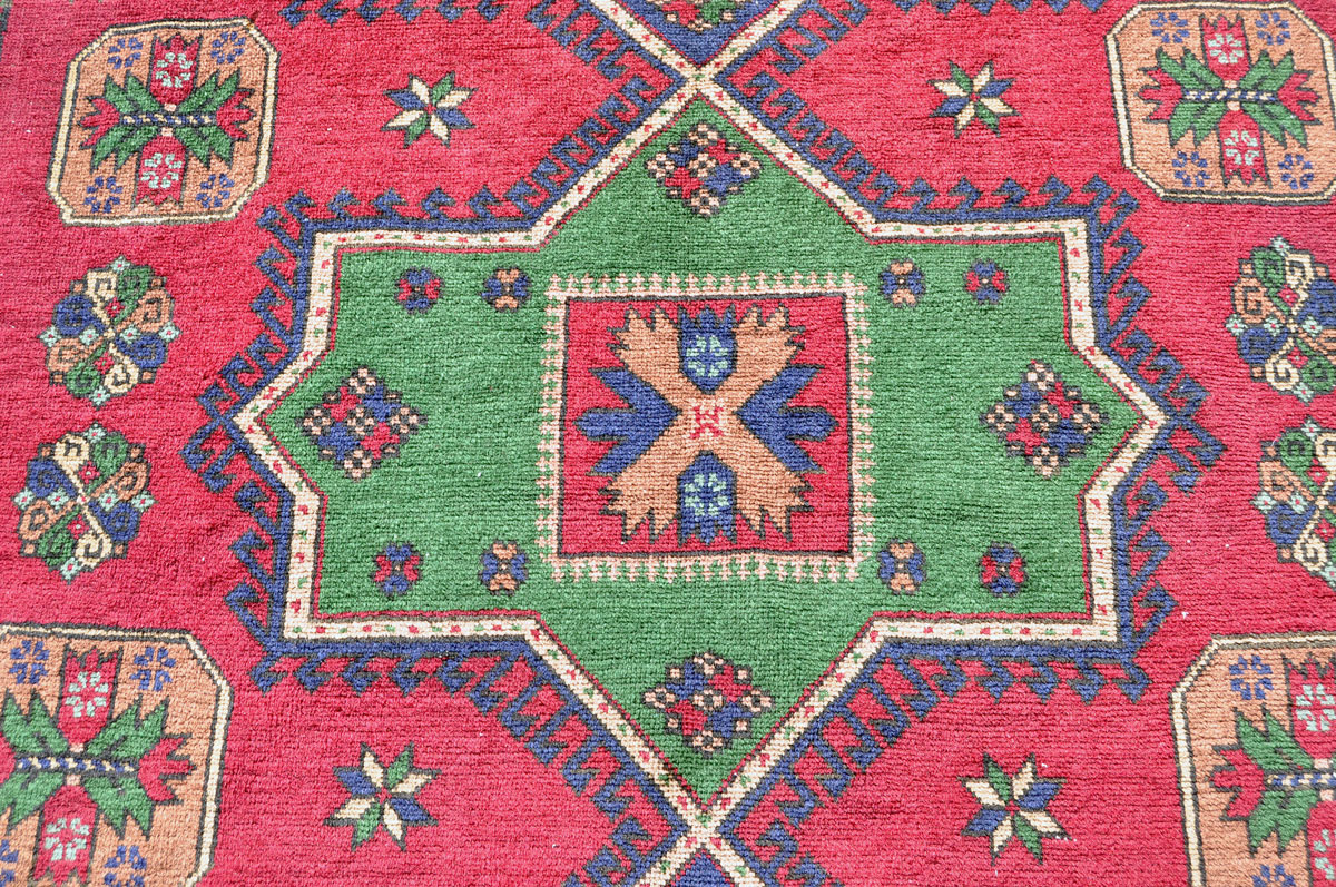 Kazak Style Rug