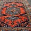 Signed Persian Viss Carpet V0016