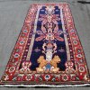 Lion and Horseback Rider Rug