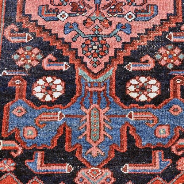 Antique Kurdish Rug KU0037