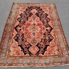 Antique Persian Medallioin Rug H0066