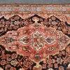 Antique village rug Iran H0066