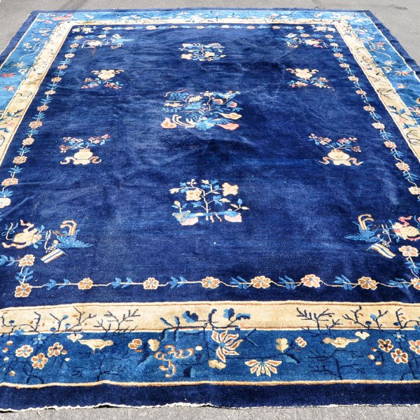 Antique Nichols Rug