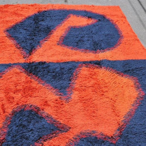 Panton Rya Wool Rug -- Mi0001