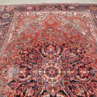 Antique Heriz Rug Iran