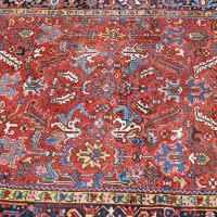 Heriz Herat Rug from Iran