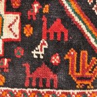 Persian Tribal Bird Rug