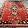 Persian Tribal Lion Carpet