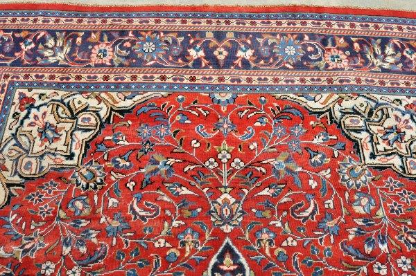 Persian Floral Carpet Iran