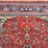 Persian Floral Carpet Iran