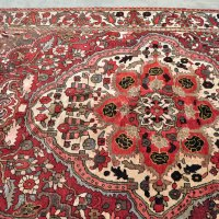 Very old Persian Bakhtiari Carpet