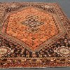 Iran Qashqai Carpet with Birds