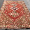 Persian Birds and Medallions Rug