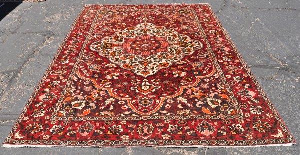 Persian Heriz Carpet Iran