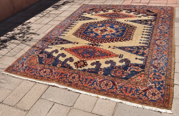 Iran Viss Shield carpet