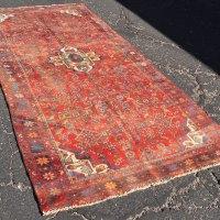 Iran carpet village Hamadan