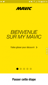 Application Mymavic