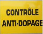 Controle anti dopage
