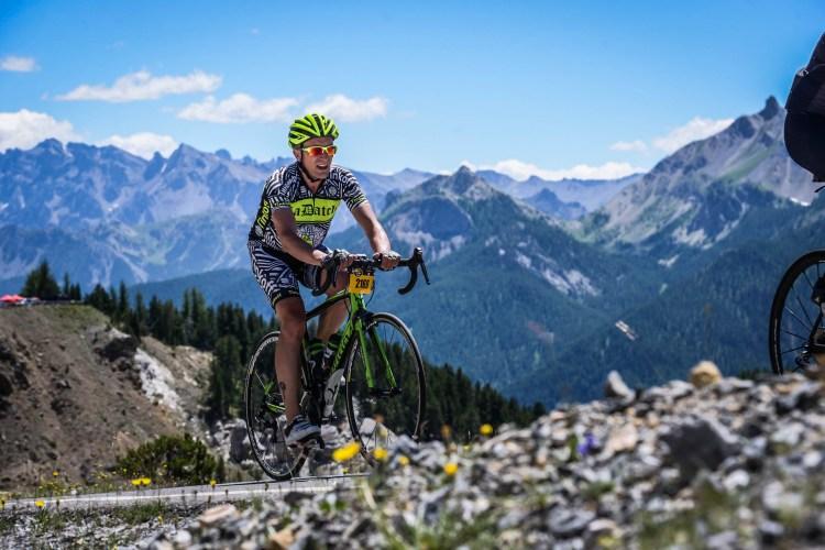 Etape du Tour 2017 - Photo Sportograf - dans l'Izoard, un paysage sublime autour de nous !