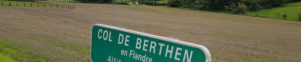 Col de Berthen 109 m !