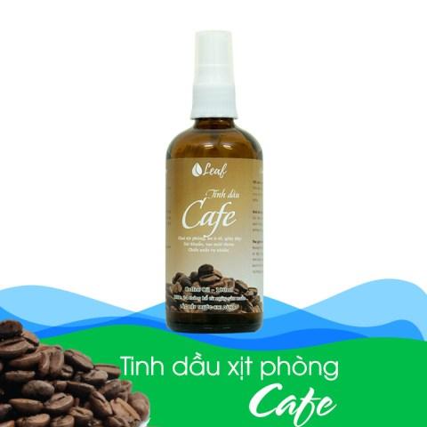 tinh dầu xịt phòng cafe