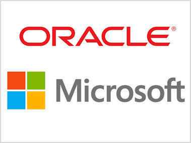 Microsoft e Oracle fazem parceria com a Historic Cloud para baterem a Amazon