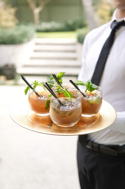 Dining Abode beverages packages for private dining events