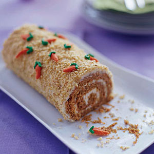 carrot cake roll the top 20 easter ideas and recipes on dining 2478