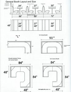 DiningBooth Layouts 1 232x300 - Sizing Guide