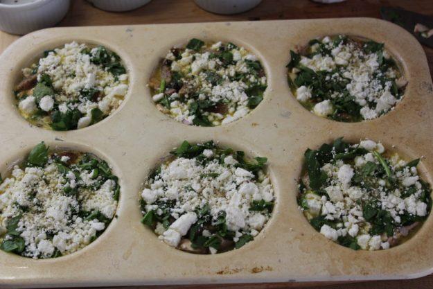 Pre-Oven Souffles