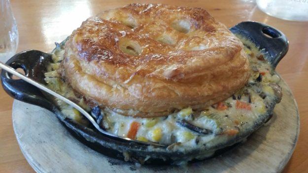 10,000 Lakes Pot Pie at The Mason Jar in Eagan, MN