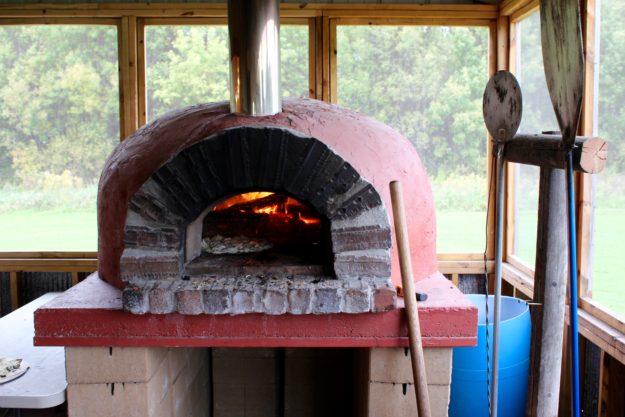 Now serving....Pleasant Grove Pizza Farm