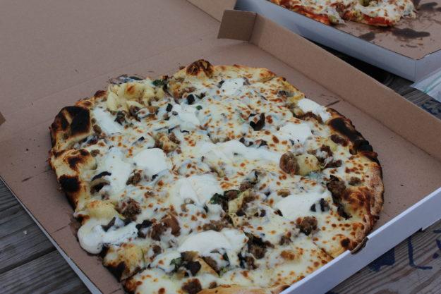 The Buster Pizza Pleasant Grove Pizza Farm