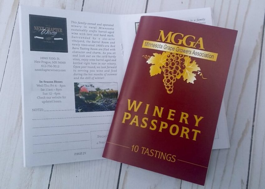 MGGA Winery Passport