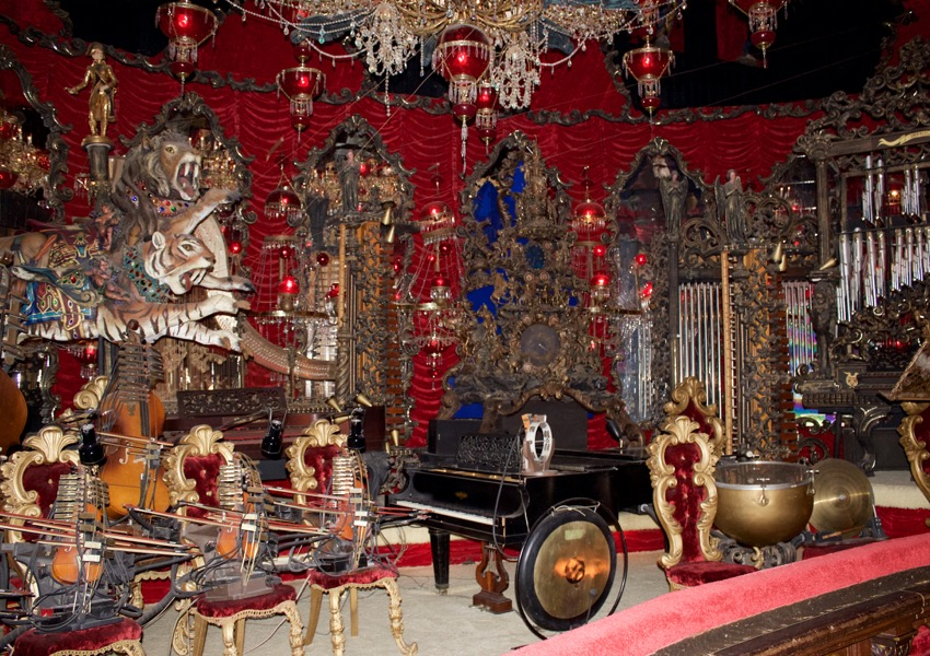 The ultimate tour Experience at House on the Rock