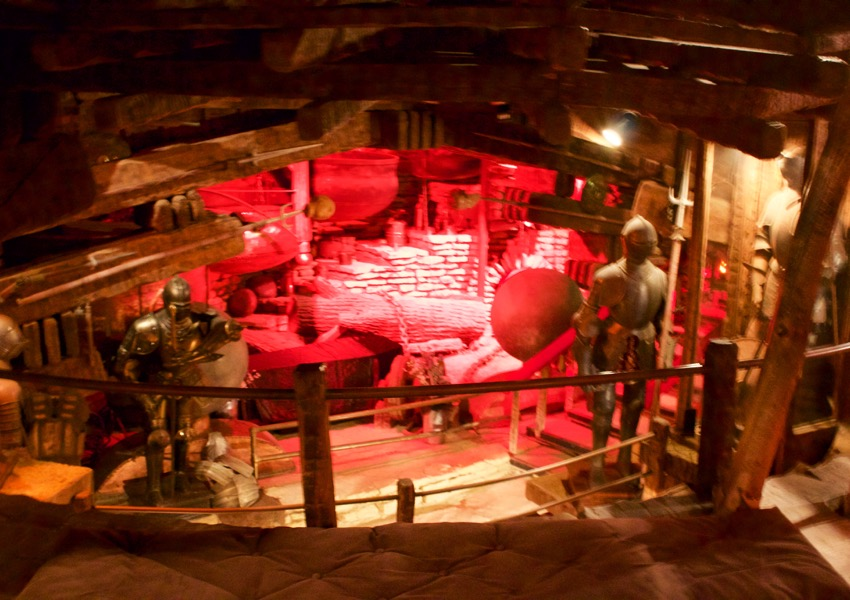 Ultimate experience at House on the Rock