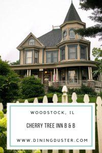 Cherry Tree B & B More Than a Movie Set