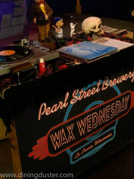 Wax Wednesday Pearl Street Brewery