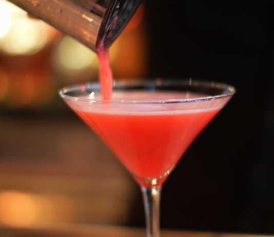 Cocktails at London Bar NYC
