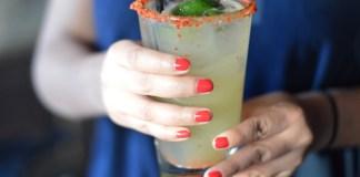 El Centro DF menu Cocktails