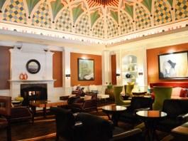Hotel Monaco Denver Lobby