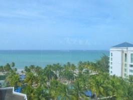 View from Ritz Carlton San Juan
