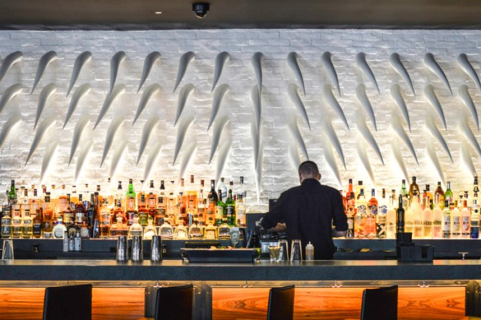 Holiday Cocktails in DC STK