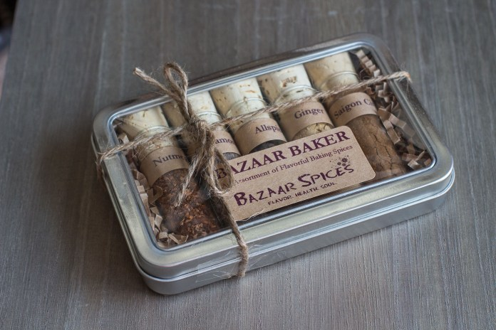 Edbile Gifts in DC: Bazaar Spices